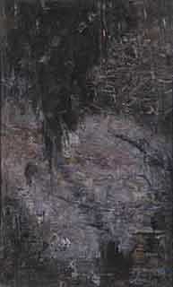 第67回滋賀県美術展覧会(平面の部)特選「棲息」