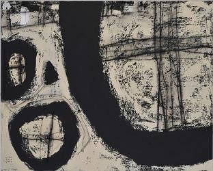 第68回滋賀県美術展覧会(平面の部)特選「Bicyclette Ⅰ」