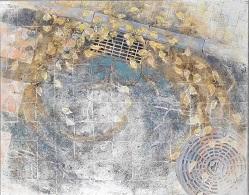 第69回滋賀県美術展覧会(平面の部)特選「風韻」