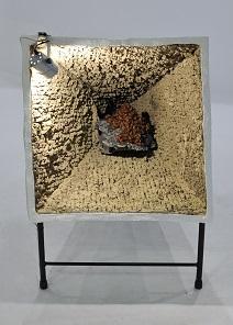 第68回滋賀県美術展覧会(立体の部)特選「未来の記憶」
