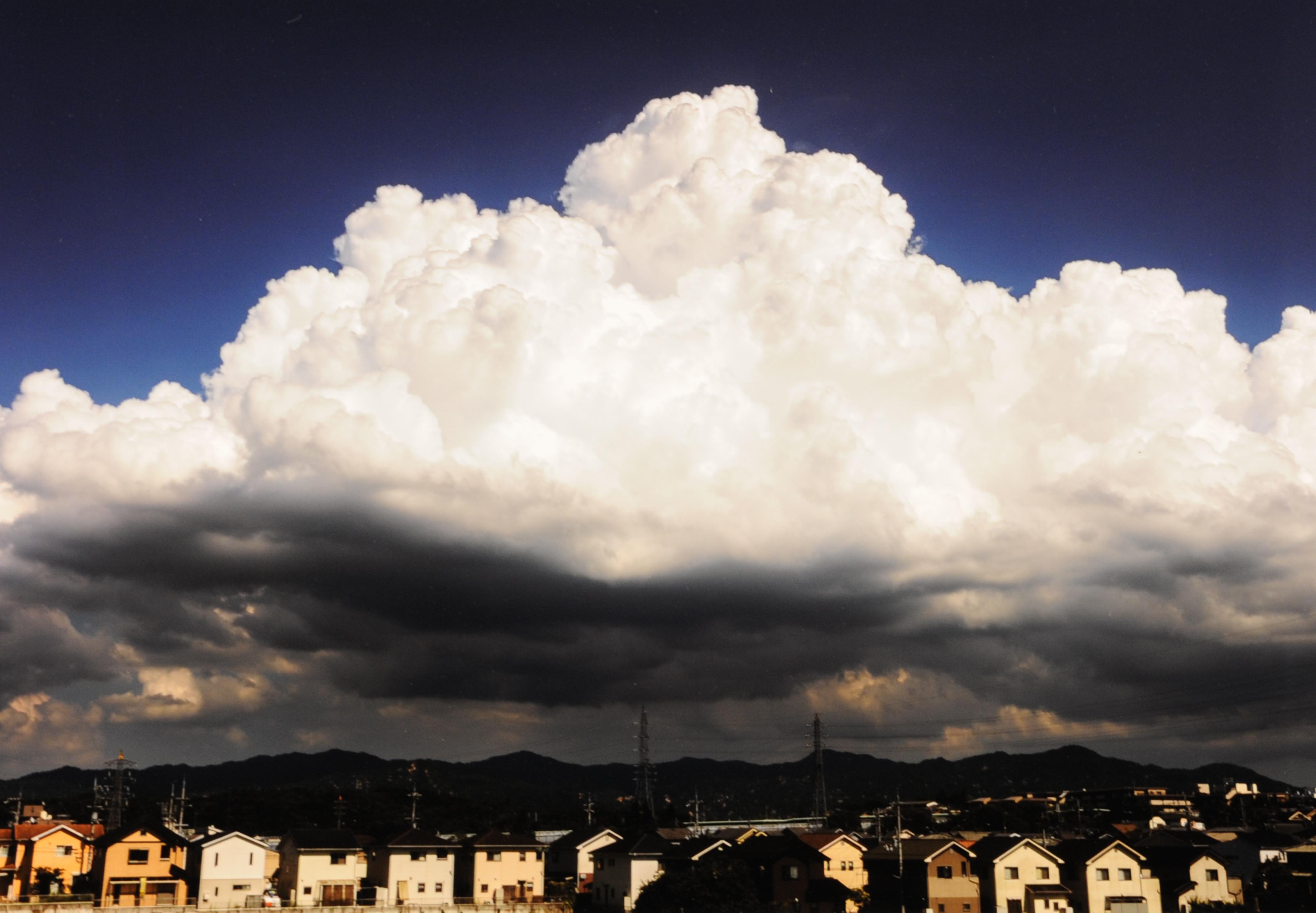 第55回滋賀県写真展覧会特選「雲立ちぬ」 原田 直