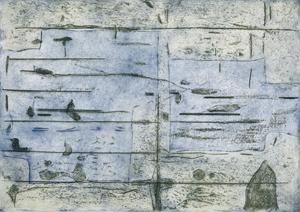 第71回滋賀県美術展覧会(平面の部)特選「Wall 17B」