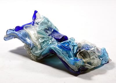 第71回滋賀県美術展覧会(立体の部)芸術文化祭賞「海のかたち」