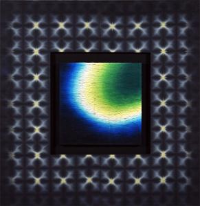 第71回滋賀県美術展覧会(工芸の部)特選「悠久の光」