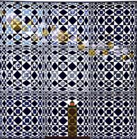 第71回滋賀県美術展覧会(工芸の部)佳作「流れゆく潮音」