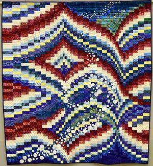 第72回滋賀県美術展覧会(工芸の部)特選「The Wave」